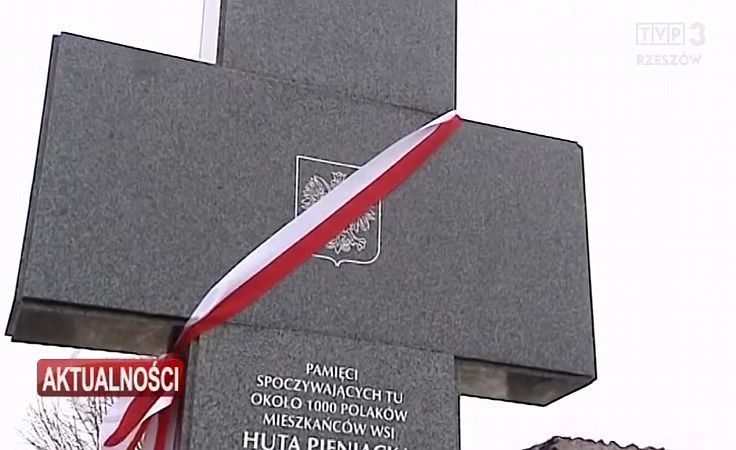 Polacy i Ukraińcy uczcili pamięć mieszkańców