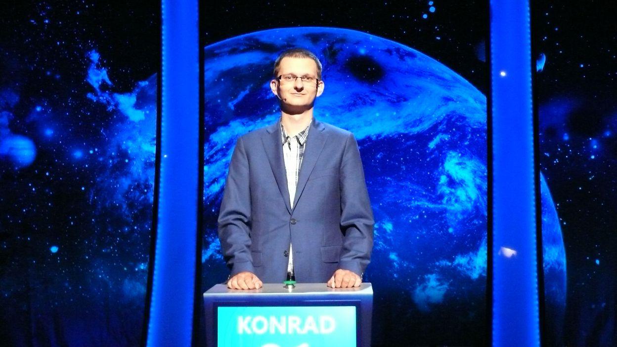 Konrad Klocek - zwycięzca 2 odcinka 101 edycji