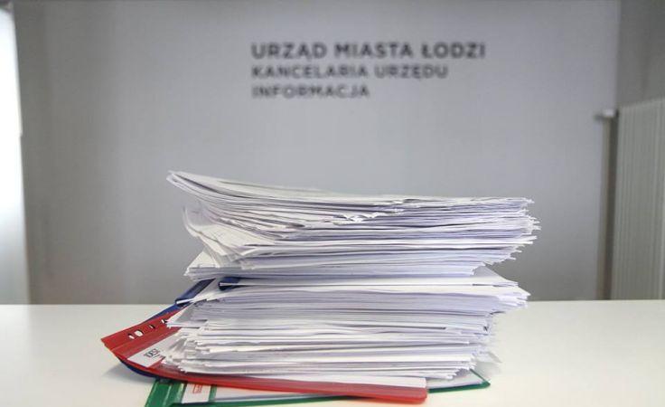 W sumie wpłynęło 626 wniosków. Fot. Budżet Obywatelski dla Łodzi/FB