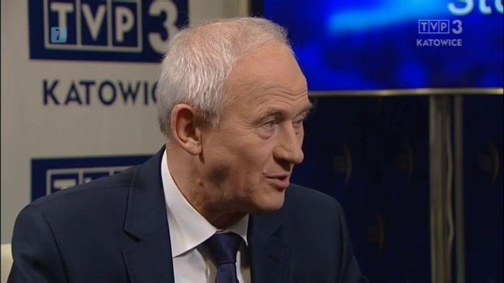 Krzysztof Tchórzewski fot. TVP3 Katowice