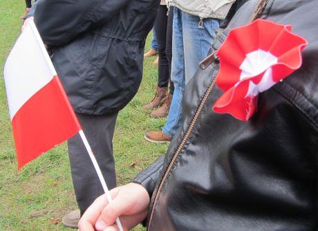 Obchody Święta Niepodległości w Olsztynie