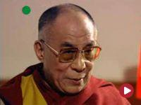 Sens życia według Dalajlamy