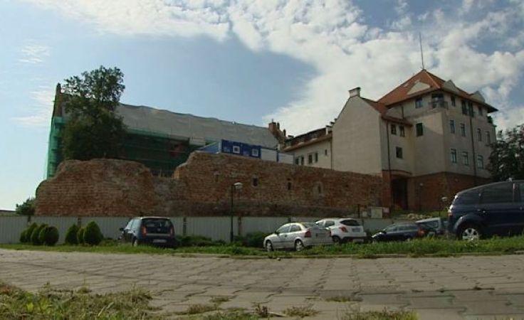 Zamek się zmienia. W jego murach ma powstać muzeum miasta