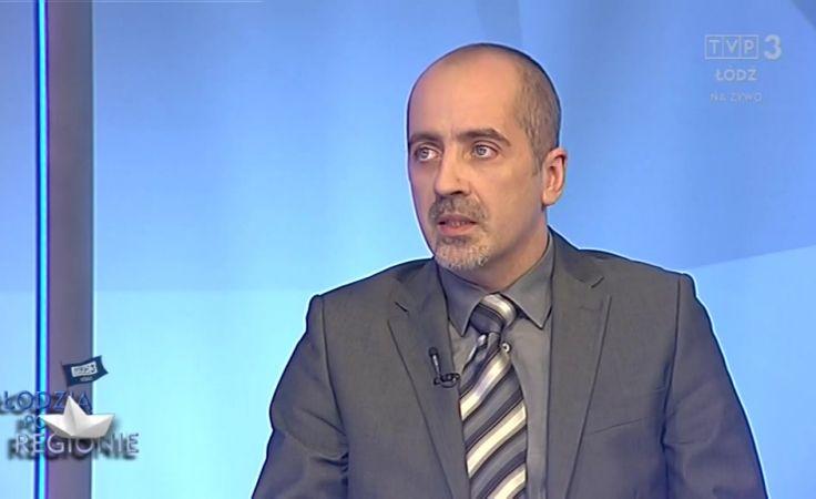 Krzysztof Kurosz fot. TVP Łódź