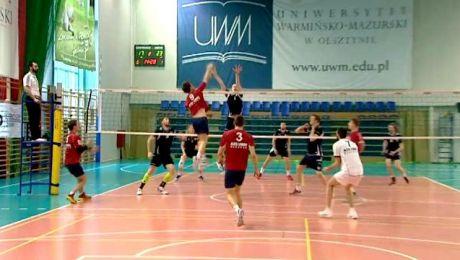 Młodzi siatkarze AZS UWM w finale mistrzostw Polski