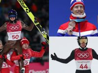 Naj, naj... skoków podczas igrzysk w Pjongczangu