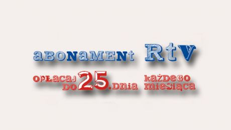 Abonament RTV