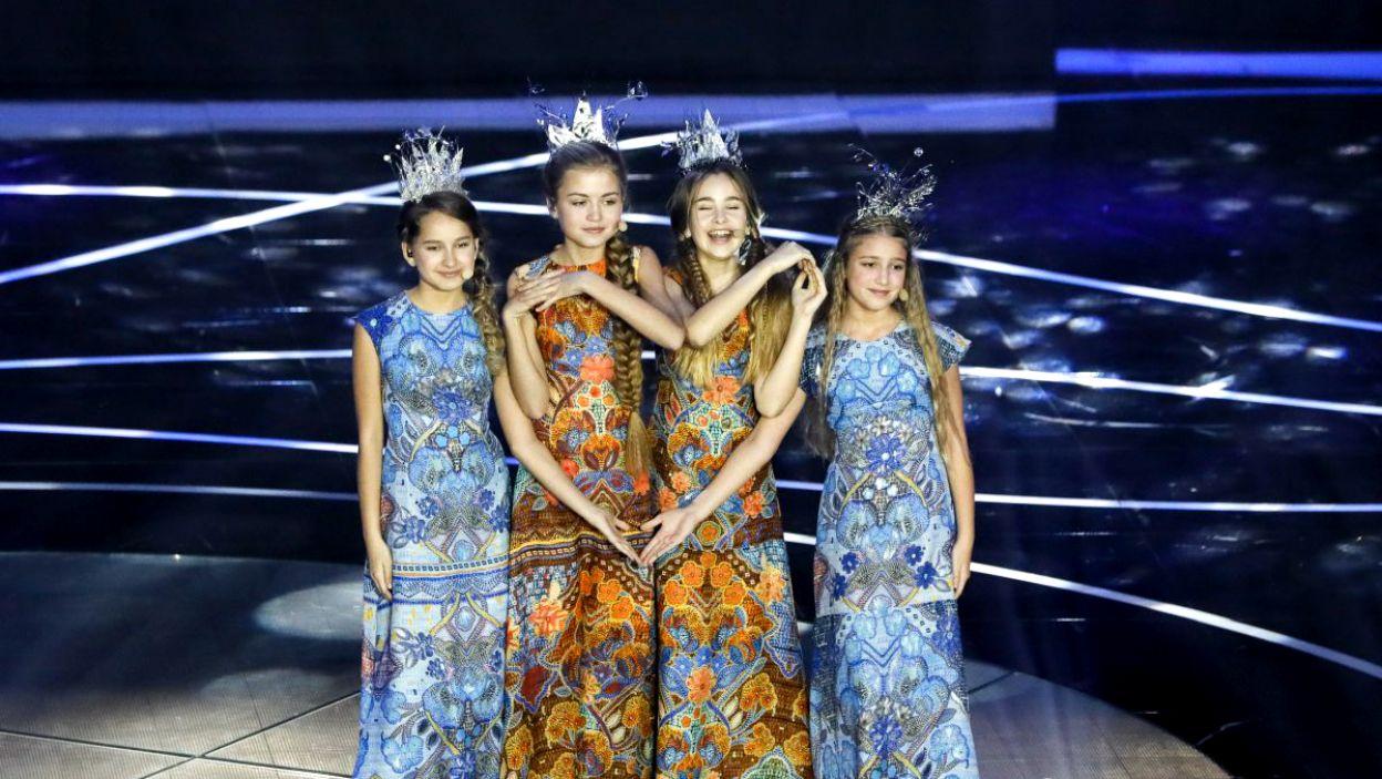 Dziewczyny z reprezentującego Rosję The Water of Life Project (fot. Andres Putting/EBU)