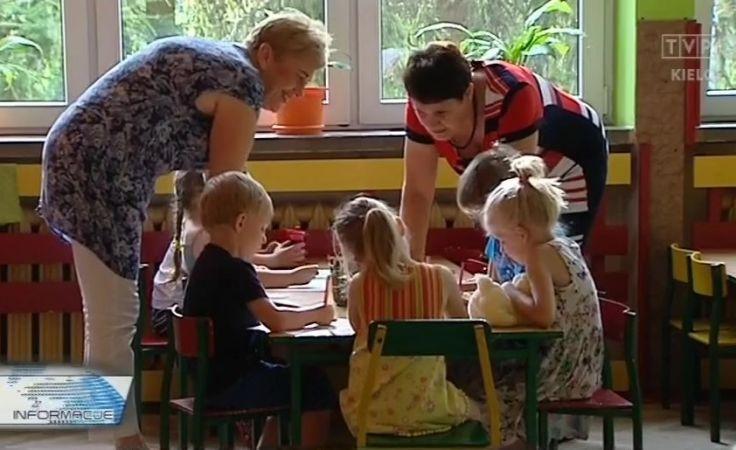 Unijne wsparcie dla przedszkoli