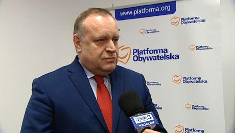 Jarosław Duda (fot. TVP3 Wrocław)