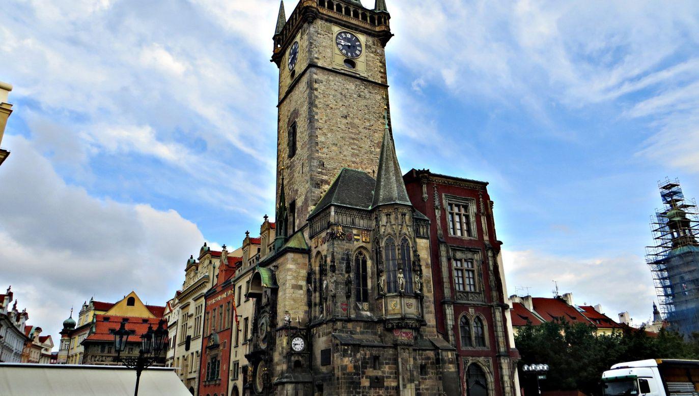 Rekonstrukcja Ratusza Staromiejskiego ma zakończyć się we wrześniu (fot. Wikimedia Commons/Mister No)
