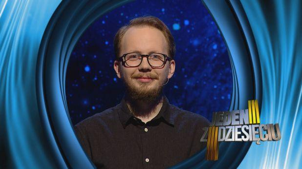 Tomasz Nadolski - zwycięzca 11 odcinka 113 edycji