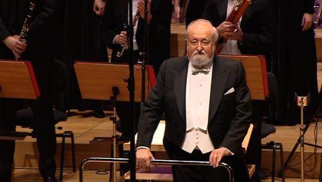 Mistrz Penderecki na otwarcie 25. Świętokrzyskich Dni Muzyki