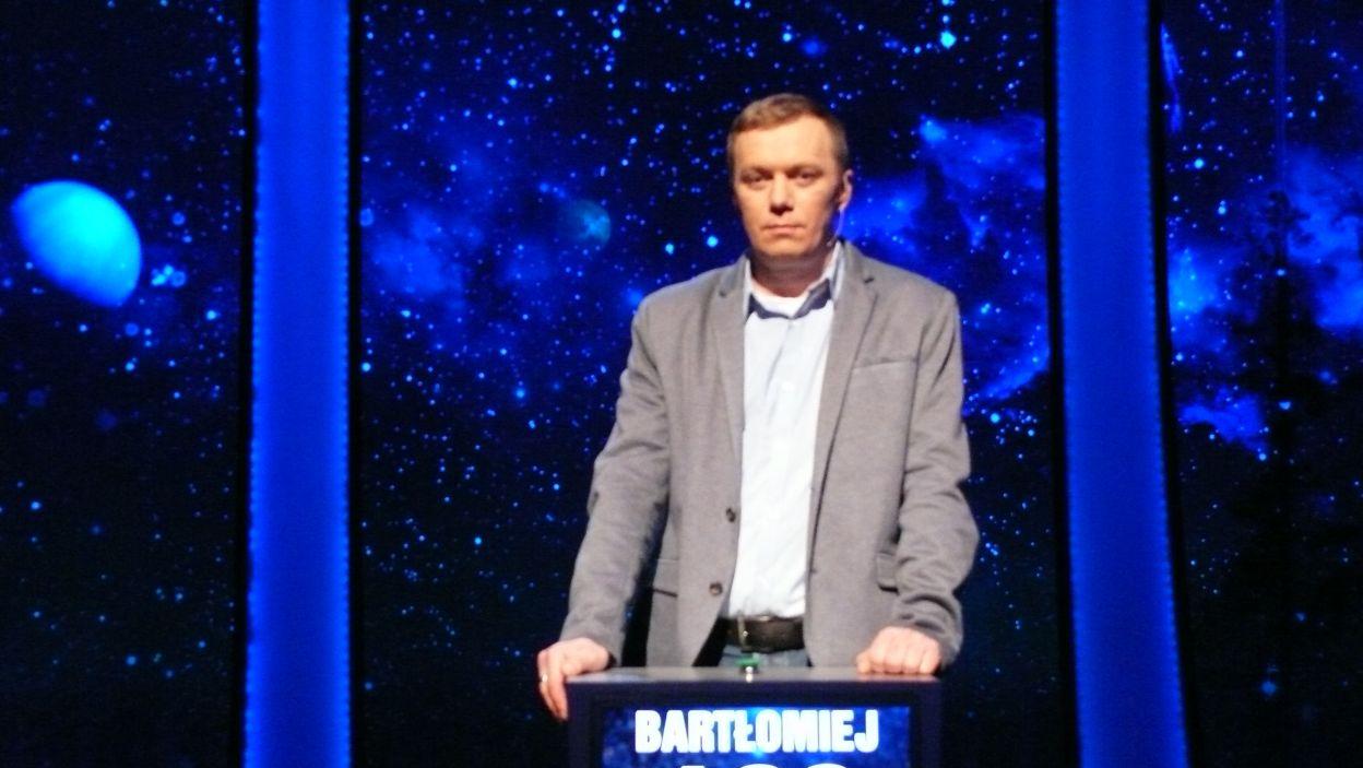 Bartłomiej Perczak - zwycięzca 3 odcinka 100 edycji