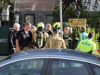 Niebezpieczny incydent w ambasadzie RP w Hadze. Mężczyzna groził, że się podpali