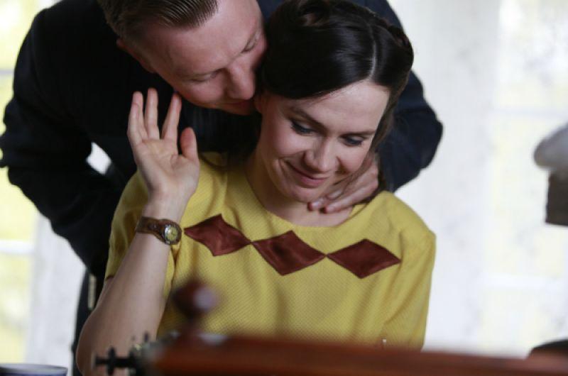 Michał i Celina usiłowali ułożyć sobie życie w Niemczech (fot. Monika Zielska/TVP)