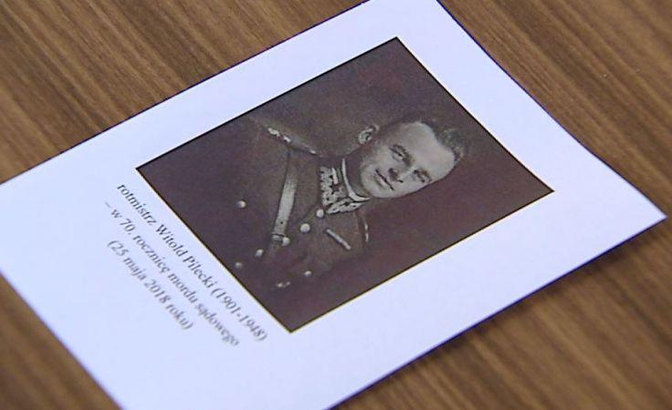 W 1948 roku Rejonowy Sąd Wojskowy w Warszawie skazał na śmierć oficera Armii Krajowej