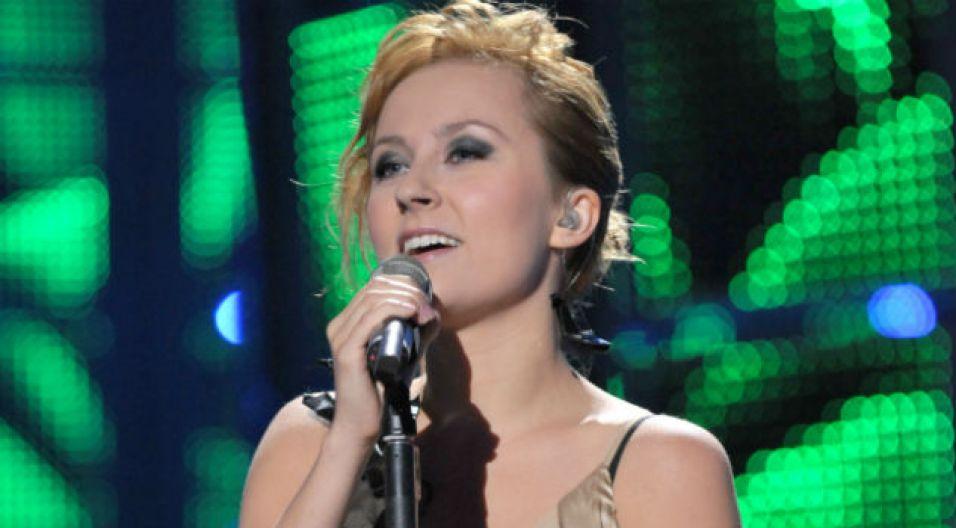 Paulina Przybysz (fot. TVP)