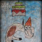 Cielaczek Julii Wojtasik, 6 lat