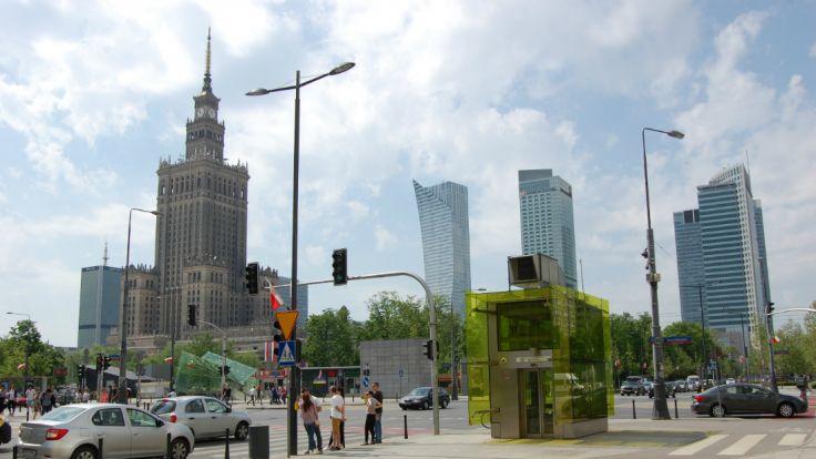 Fot: Urszula Karandyszewska/TVP3 Warszawa