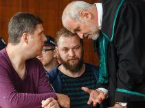 Ojciec przeciwko synowi. Na tej sprawie to Marcin okazał się lepszy (fot. Mateusz Wiecha)