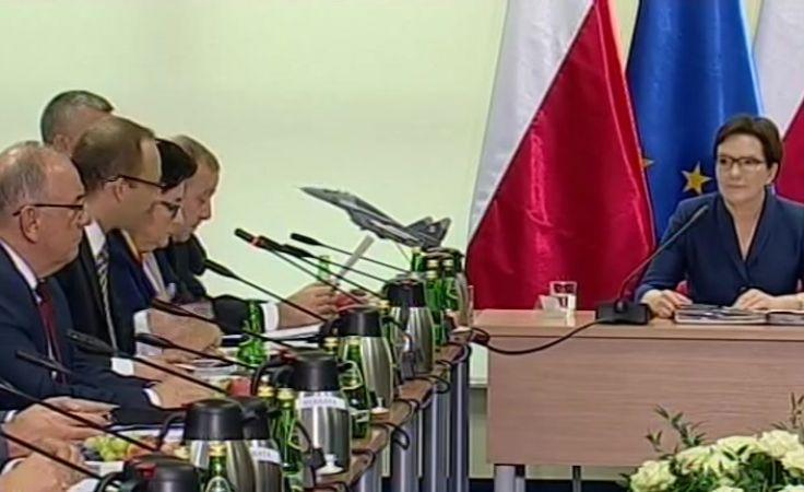 Posiedzenie rządu w Bydgoszczy