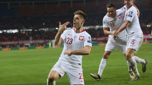 Oglądaj podsumowanie 1. i 2. kolejki eliminacji Euro 2020!
