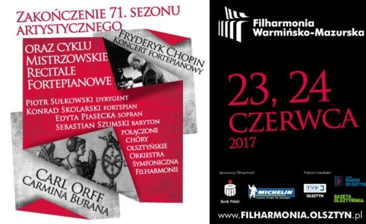 Ostatnie koncerty odbędą się w dniach 23 i 24 czerwca