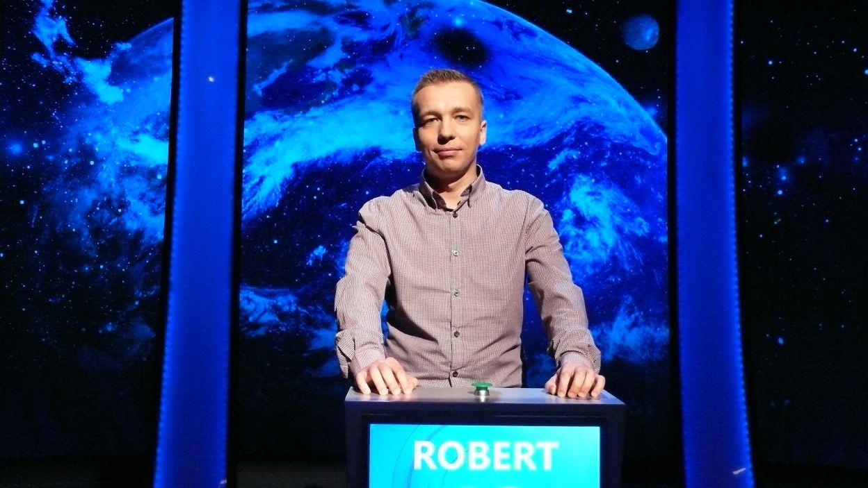 Robert Wielgusiak - zwycięzca 4 odcinka 110 edycji
