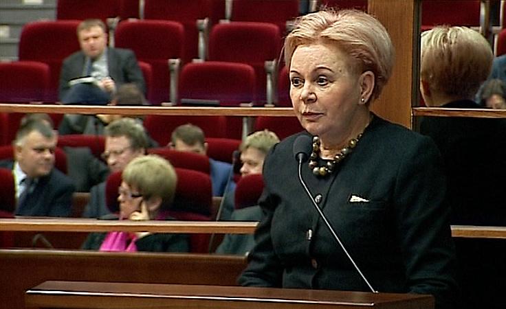 Mimo spięć Sejmik  przegłosował najważniejszą z uchwał