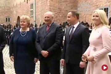 24.05.2016 | Trzeci dzień oficjalnej wizyty pary prezydenckiej w Oslo