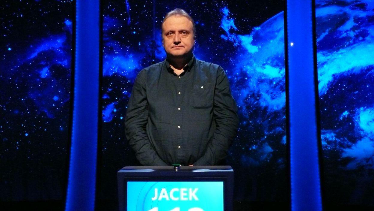 Pan Jacek Zamojski zwycięzył 10 odcinka 108 edycji