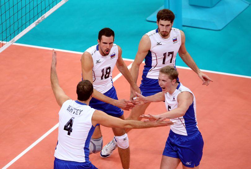 Rosjanie zagrają o złoty medal! (fot. Getty Images)