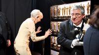 Hellen Mirren za kulisami gali oskarowej (fot. Matt Petit/A.M.P.A.S via Getty Images)