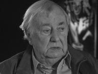 Zmarł Rosław Szaybo, wybitny grafik