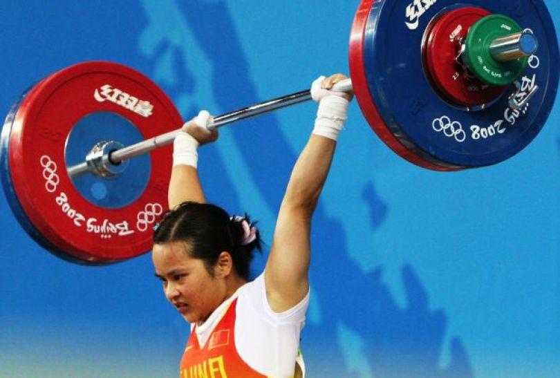 Chen Xiexia – mistrzyni w kategorii 48 kg (fot. Getty Images)