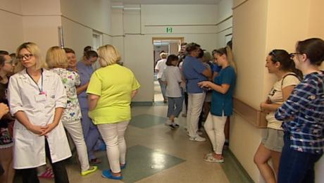 Sytuacja w podkarpackich szpitalach