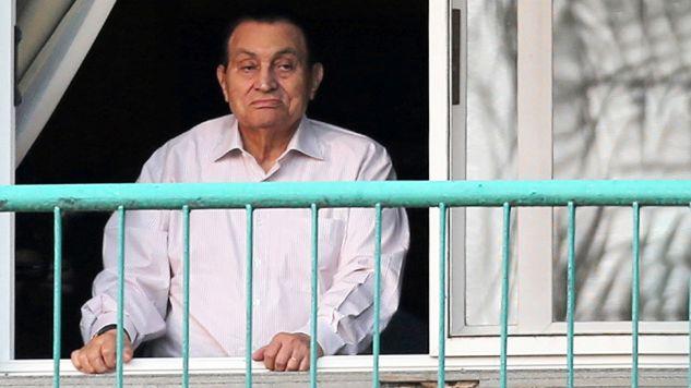 Mubarak był pierwszy przywódcą, który stanął przed sądem po rewolucjach w krajach arabskich (fot. REUTERS/Mohamed Abd El Ghany)