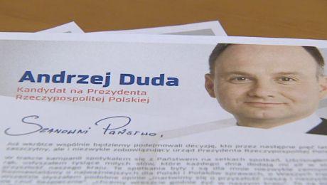 Kampania korespondencyjna, czyli list od Andrzeja Dudy
