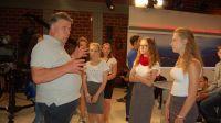 Ukraińska młodzież w TVP3 Szczecin