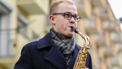 Wojciech Chałupka – saksofon
