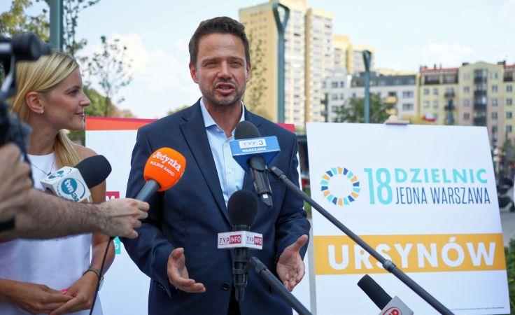 Fot.: PAP/Leszek Szymański
