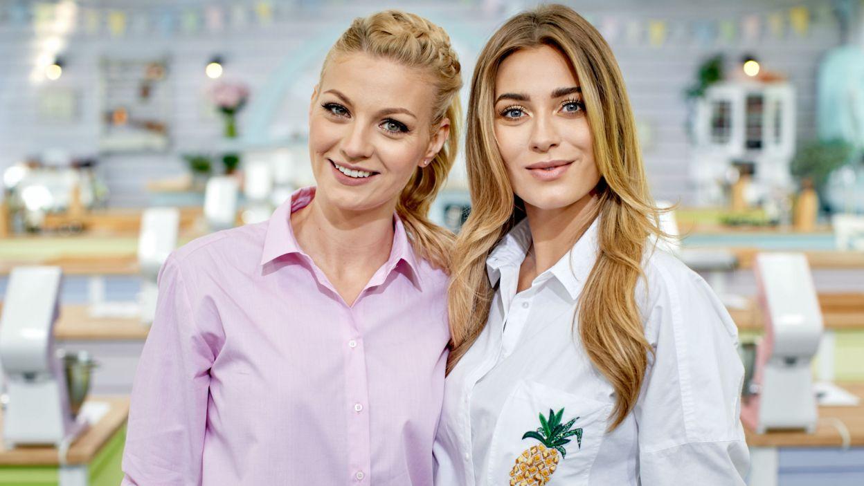 Kasia ukończyła PWST w Warszawie i z zawodu jest aktorką. Na planie programu zawsze będzie mogła liczyć na pomoc Marceliny (fot. TVP)