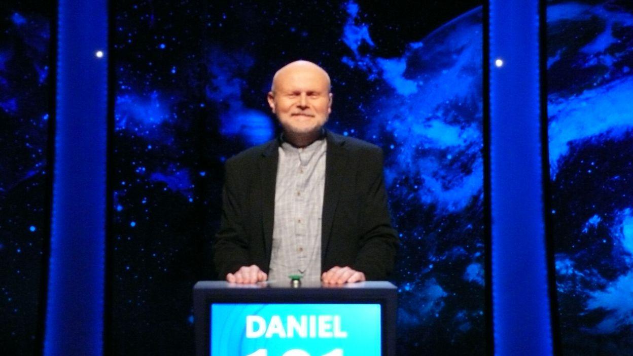 Daniel Szymański - zwycięzca 1 odcinka 101 edycji