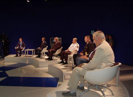 Debaty Morskie w TVP3 Szczecin