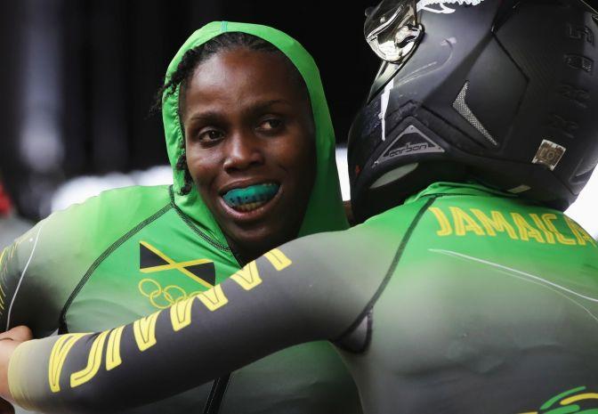 W organizmie jamajskiej bobsleistki wykryto niedozwolony środek