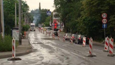 Wielki remont drogowy w Wieliczce. Utrudnienia dla kierowców