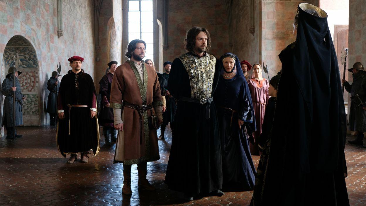 Aktor pojawi się wśród lubianych i znanych z pierwszego sezonu postaci (fot. M. Makowski/TVP)