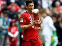 Lewandowski: czekam na lepszy sezon z Bayernem