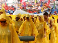 Pogoda dokuczy pielgrzymom? Będą deszcze i burze